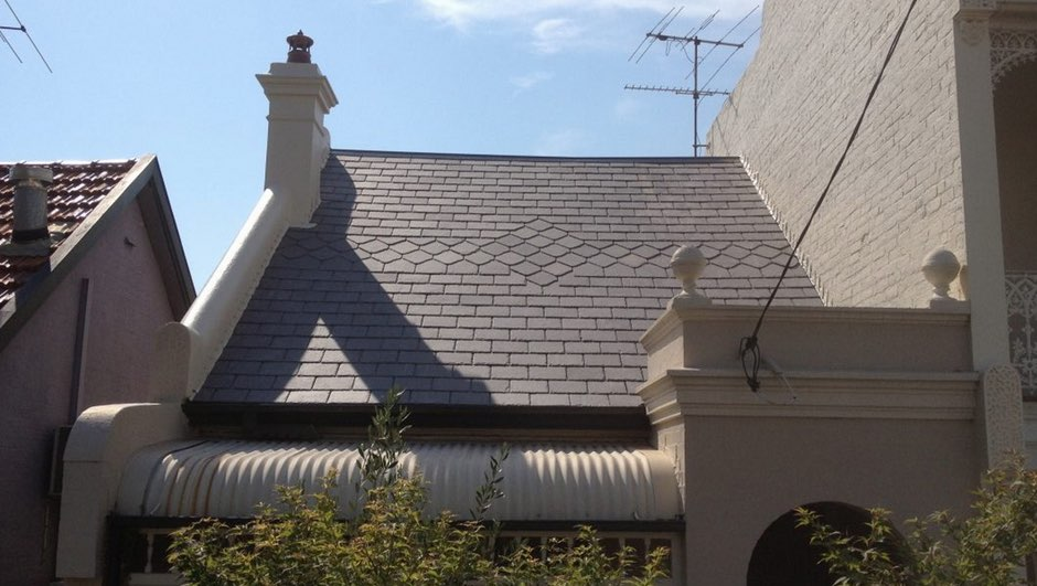 Important points to note when buying a slate roof house